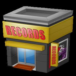 records-shop